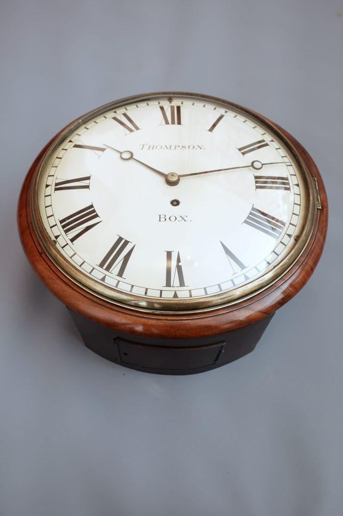 Antique dial wall clock