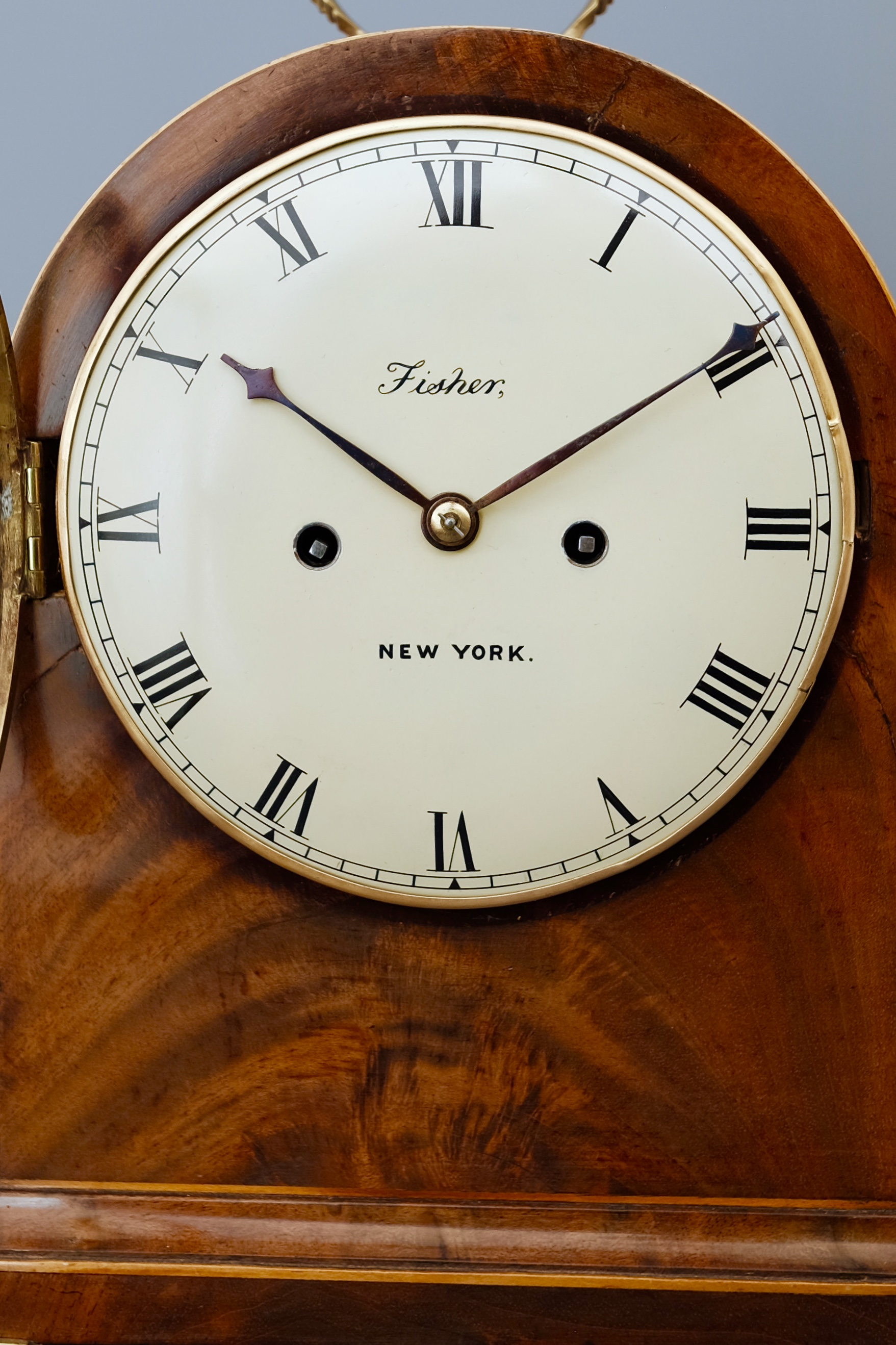 Regency Antique Bracket Clock