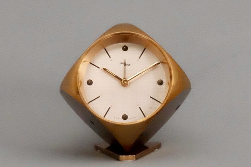Mid Century Imhof Dice 8 day clock