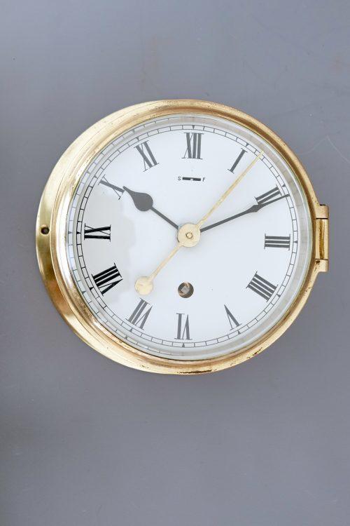 Edwardian ships clock