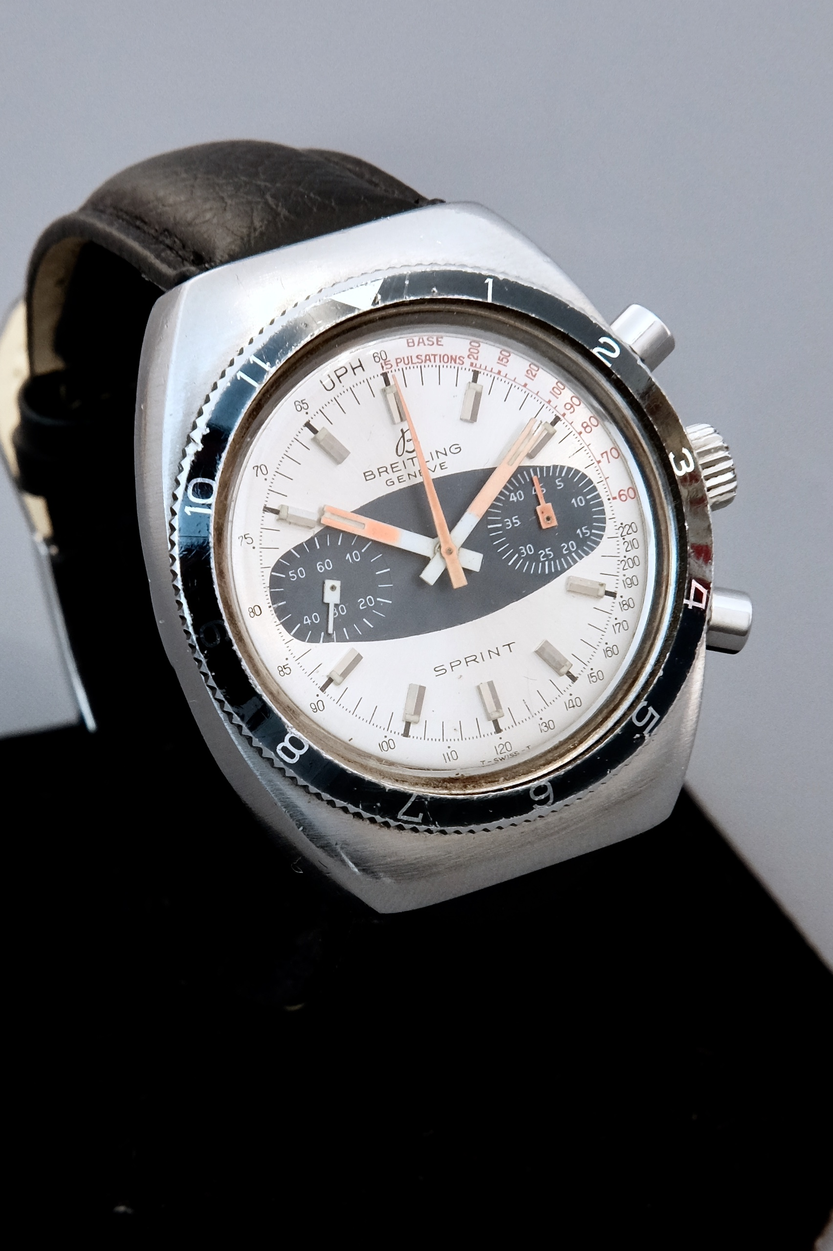 Brietling_Sprint_Pre-owned_Manual_Wrtistwatch