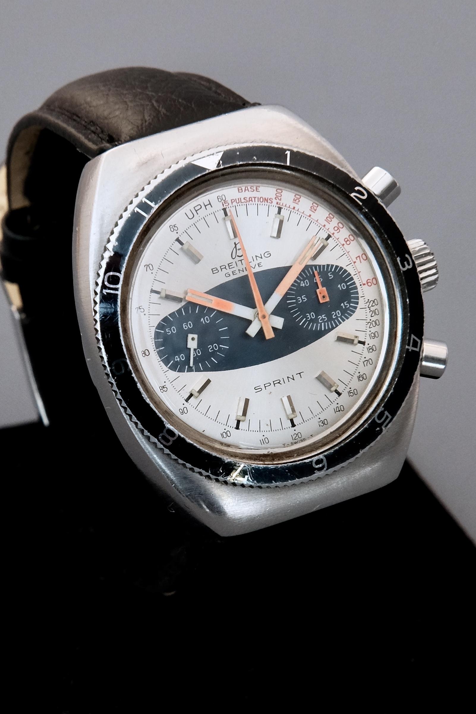 Breitling Sprint Chronograph