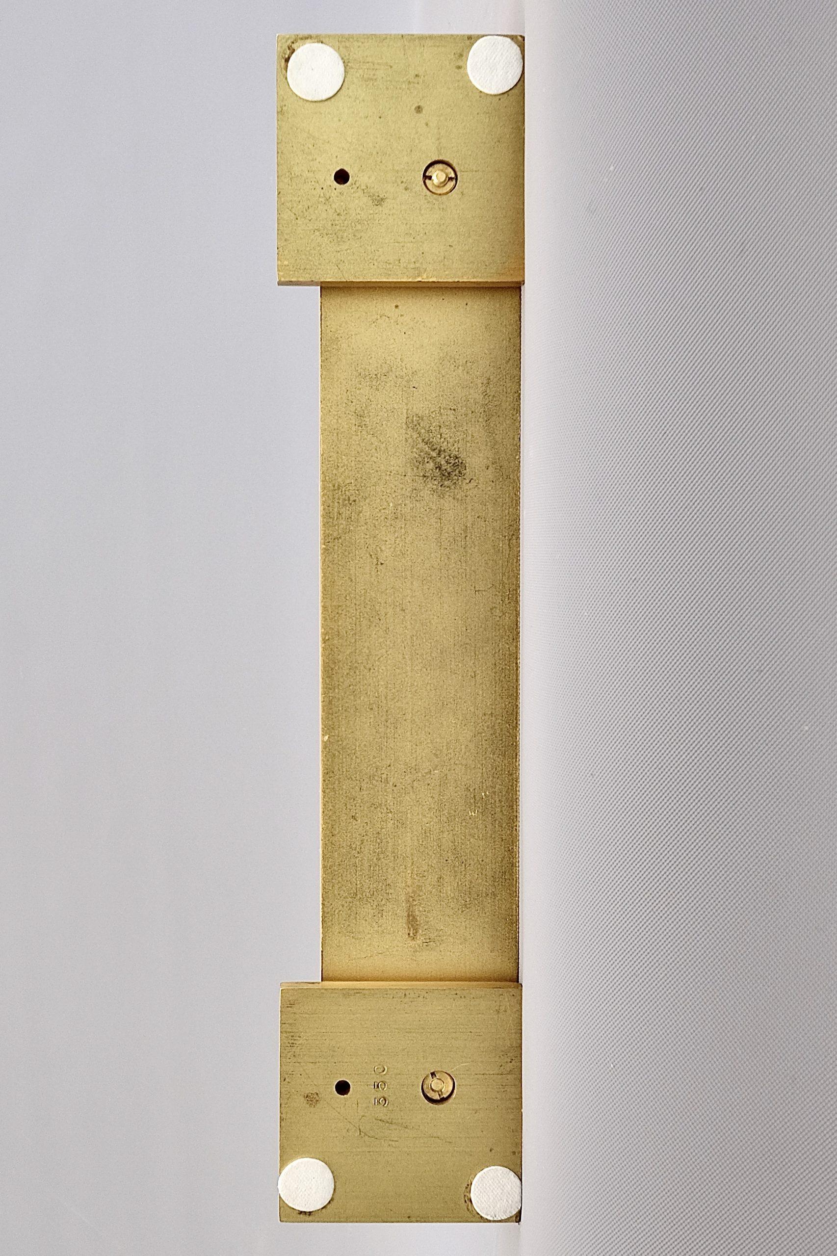 Jaeger LeCoultre Mid Century Bird of Paradise Marina Clock