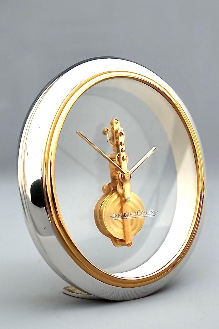 Mid Century Baguette Skeleton clock