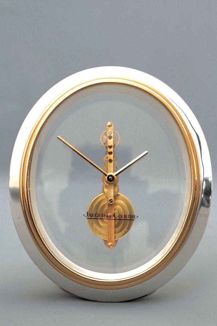 Jaeger LeCoultre Skeleton Desk Clock