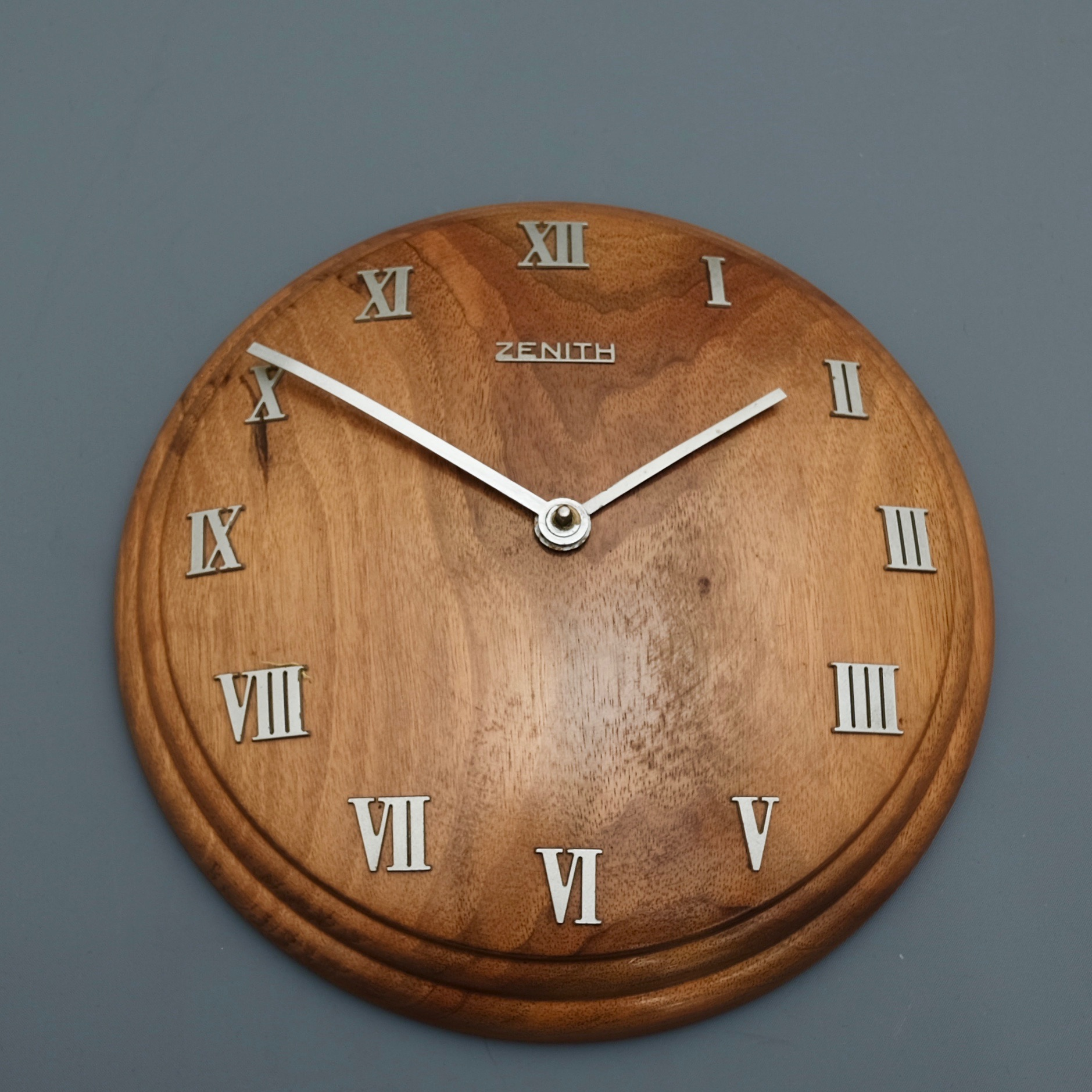 Art Deco Zenith Wall Clock