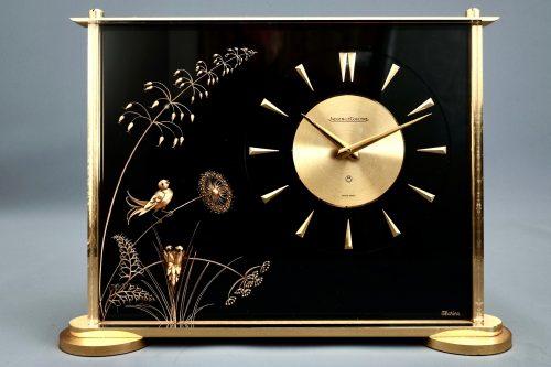 Jaeger LeCoultre Mid Century Desk Clock