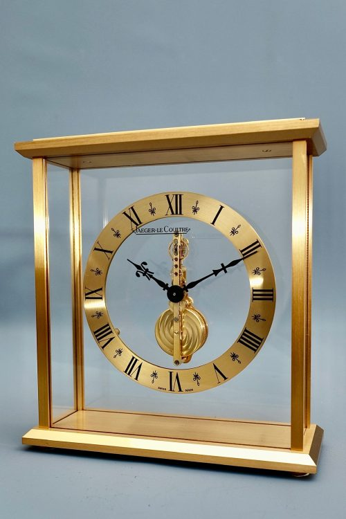 Mid century Jaeger Le Coultre Desk Clock