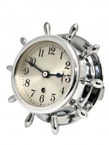 Miniature Chelsea Ships Clock