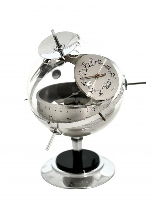 Mid Century Sputnik weather station compendium