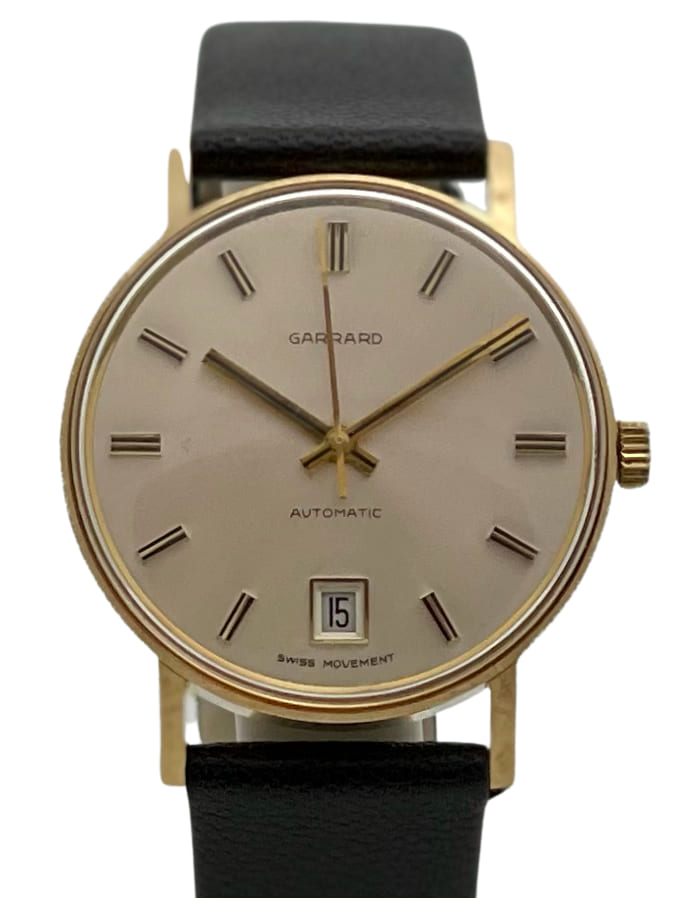 Swiss automatic wristwatch Garrard