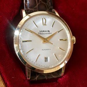 Vintage Manis Chronometer