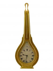 Antique Thomas Cole Strut Clock